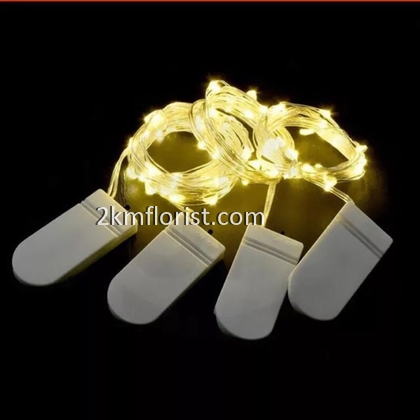 3M LED Fairy String Light Fairy Light Battery (INCLUDE BATTERY)