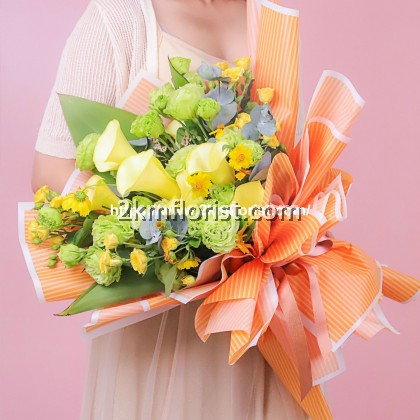 (20PCS) MAGNATE Waterproof Flower Wrapping Paper